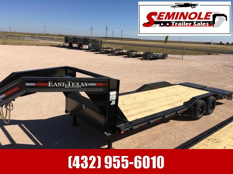 2022 East Texas LOW BOY EQUIPMENT TRAILER Equipment Trailer