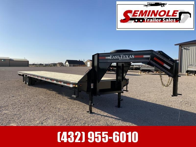 2022 East Texas GH0240102 Equipment Trailer