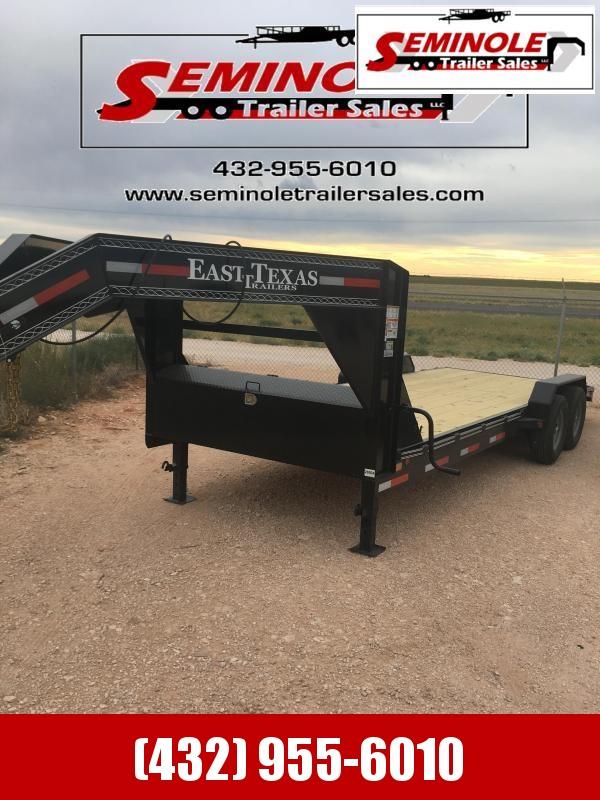 "2022 East Texas 83""X22'  Equipment Trailer in Seminole TX"