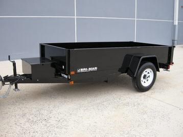 2018 Bri-Mar DTR508LP-5-D Dump Trailer