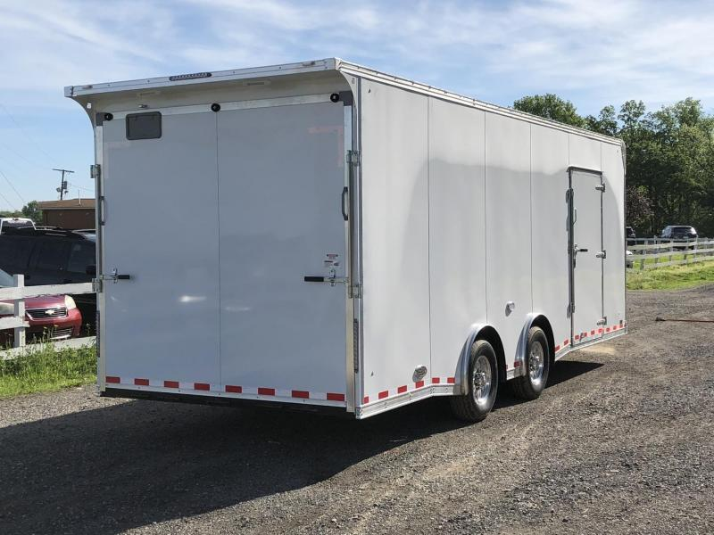 2019 United Trailers UXTV-823TA52-8.5 Car / Racing Trailer
