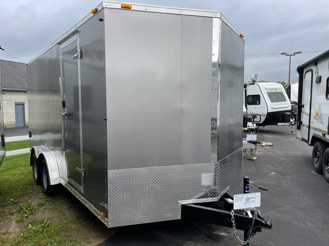 2022 Continental Cargo 7.5x16 Enclosed Cargo Trailer