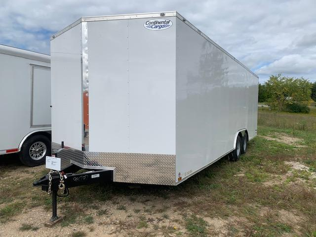 2021 Continental Cargo 8.5x24 Car / Racing Trailer