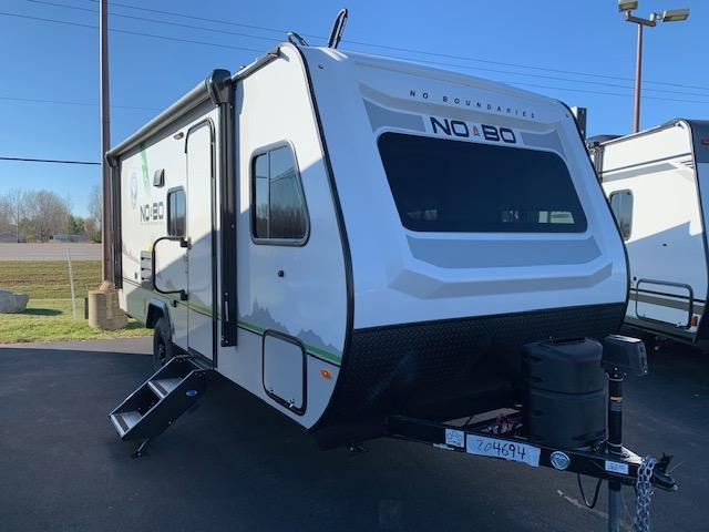 2021 Forest River Inc. No Boundaries 19.8 Travel Trailer RV