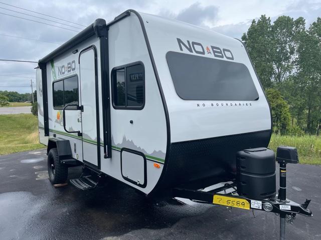 2021 Forest River Inc. No Boundaries 16.6 Travel Trailer RV