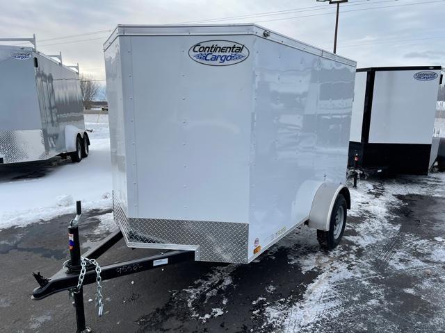 2021 Continental Cargo 5x8 Enclosed Cargo Trailer