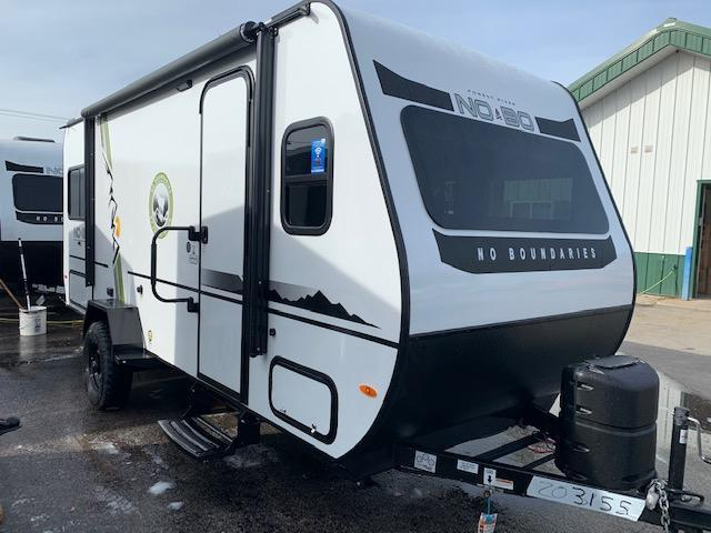 2020 Forest River Inc. NO-BOUNDARIES 16.2 Travel Trailer RV