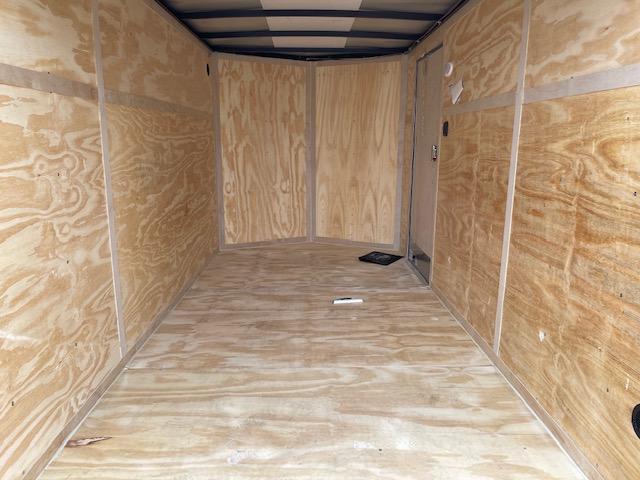 2022 Continental Cargo 6x12 Enclosed Cargo Trailer