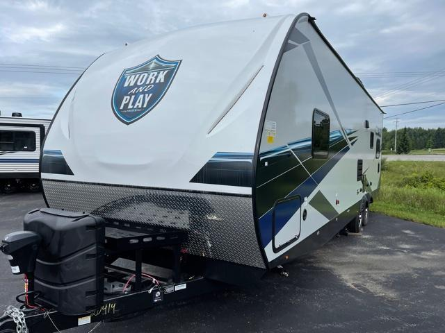 2022 Forest River Inc. Work And Play 27LT Toy Hauler RV
