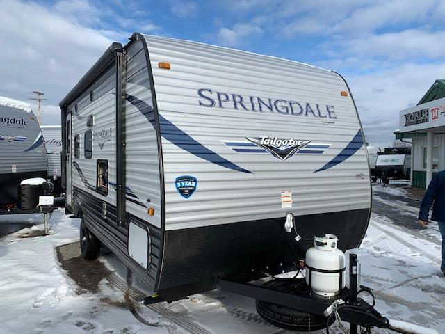 2020 Keystone RV Springdale 1720TH Travel Trailer RV