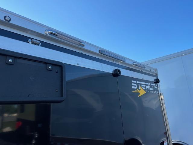 2022 Stealth Trailers 7x29 Snowmobile Trailer
