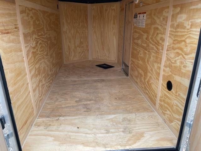 2022 Continental Cargo 5x10 Enclosed Cargo Trailer