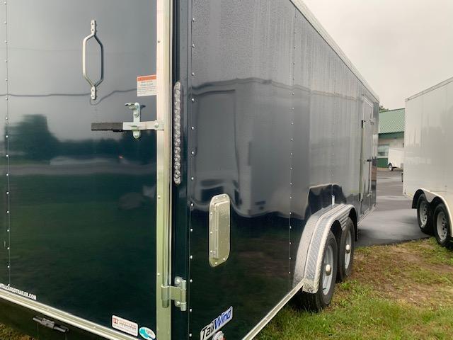 2021 Continental Cargo 8x20 Enclosed Cargo Trailer