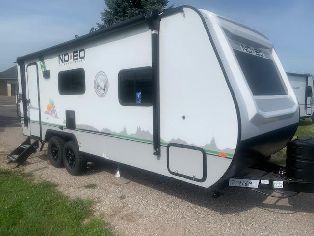 2021 Forest River Inc. No-Boundaries 19.6 Travel Trailer RV