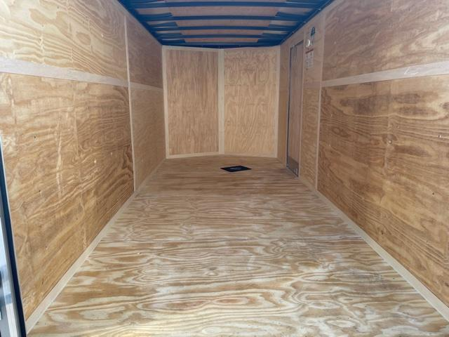 2022 Continental Cargo 7x16 Enclosed Cargo Trailer