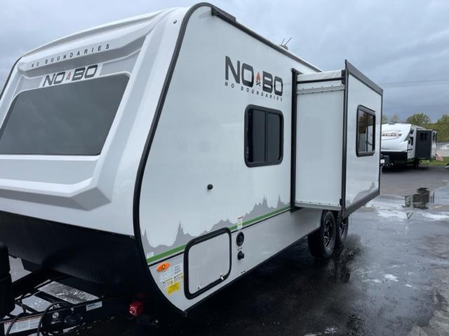 2022 Forest River No Boundaries 19.6 Travel Trailer RV