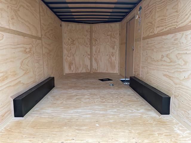 2021 Continental Cargo 8x16 Enclosed Cargo Trailer