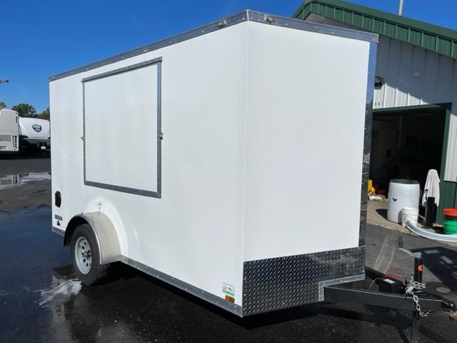 2022 Continental Cargo 7x12 Vending / Concession Trailer
