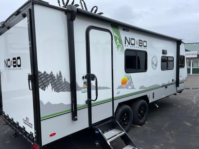 2021 Forest River No Boundaries 19.1 Toy Hauler RV