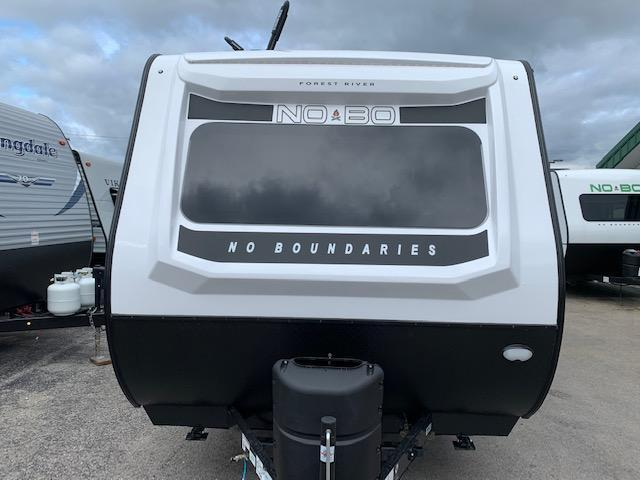 2020 Forest River Inc. NO-BOUNDARIES 19.8 Travel Trailer RV