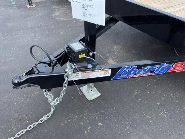 2021 Liberty 7x20 Equipment Trailer