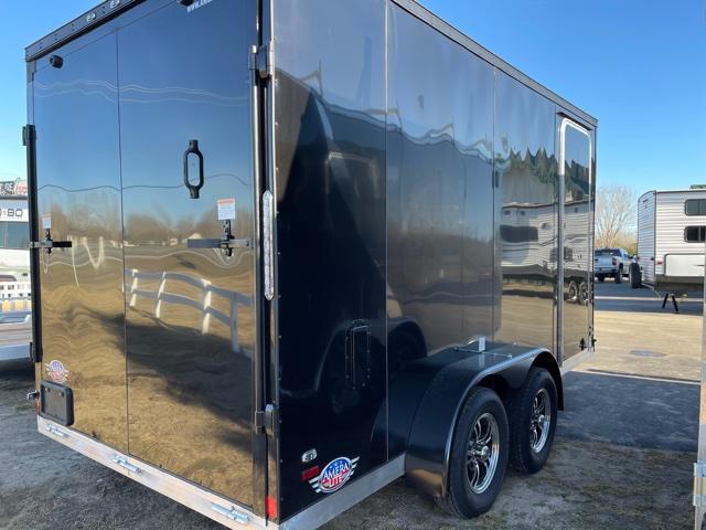 2022 Amera-Lite 7x14 Aluminum Enclosed Cargo Trailer