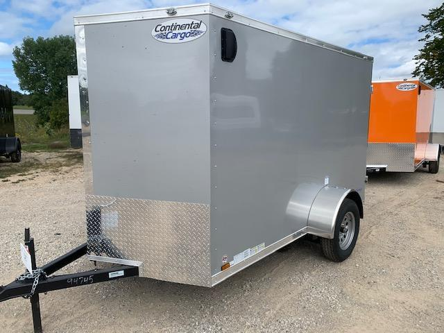 2021 Continental Cargo 6x10 Enclosed Cargo Trailer
