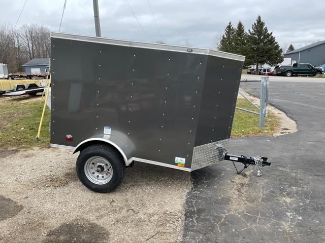 2021 Continental Cargo 4x6 Enclosed Cargo Trailer