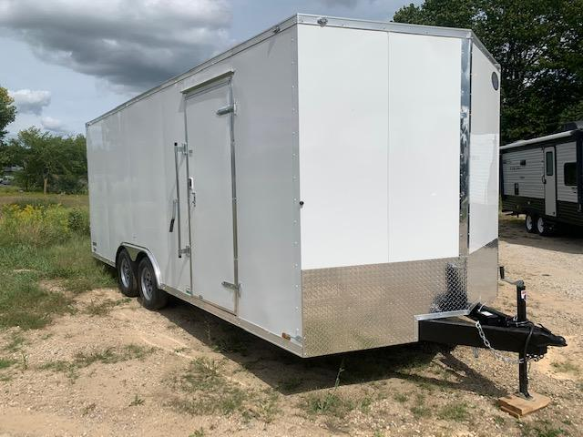 2021 Continental Cargo 8.5x20 Car / Racing Trailer