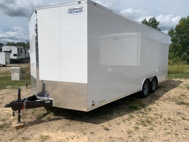 2021 Continental Cargo 8.5x20 Car / Racing Trailer