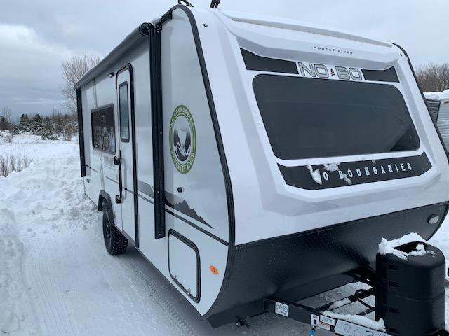 2020 Forest River Inc. No-Boundaries 19.2 Travel Trailer RV