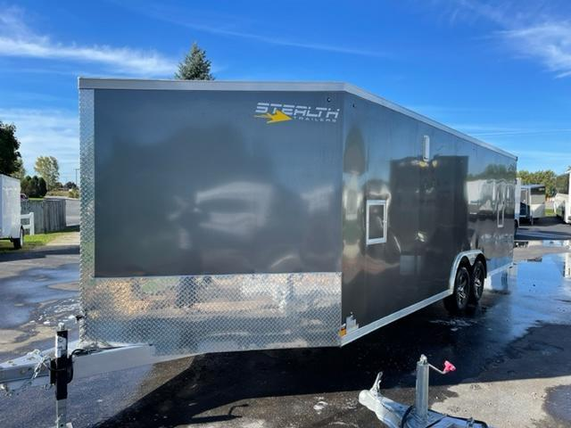 2022 Stealth Trailers 8.5x22 Car / Racing Trailer