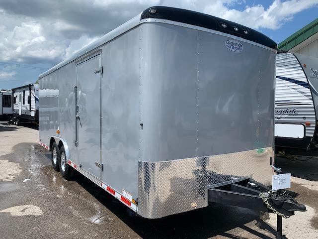 2020 Continental Cargo 8.5x22 Enclosed Cargo Trailer