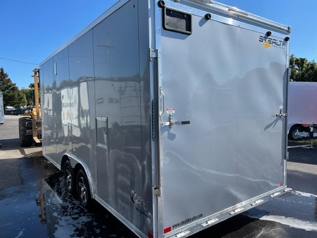2022 Stealth Trailers 8.5x18 Car / Racing Trailer