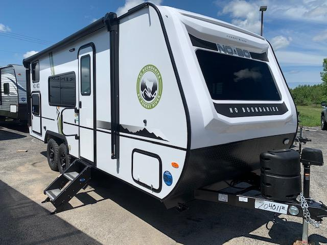 2021 Forest River Inc. No- Boundaries 19.3 Travel Trailer