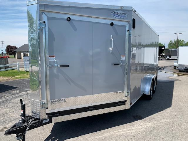 2020 Continental Cargo 7.5x16 Enclosed Cargo Trailer