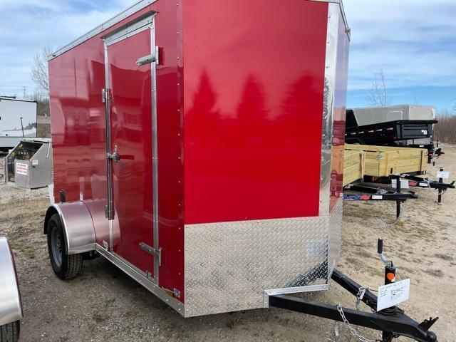 2022 Continental Cargo 6x10 Enclosed Cargo Trailer