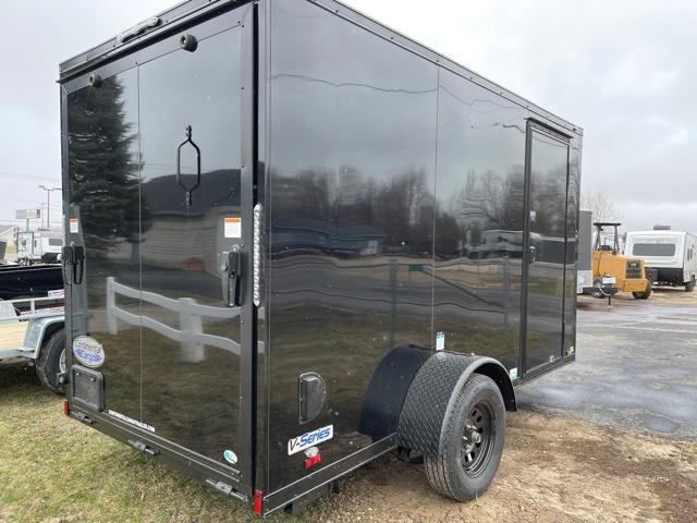 2022 Continental Cargo 6x12 Enclosed Cargo Trailer