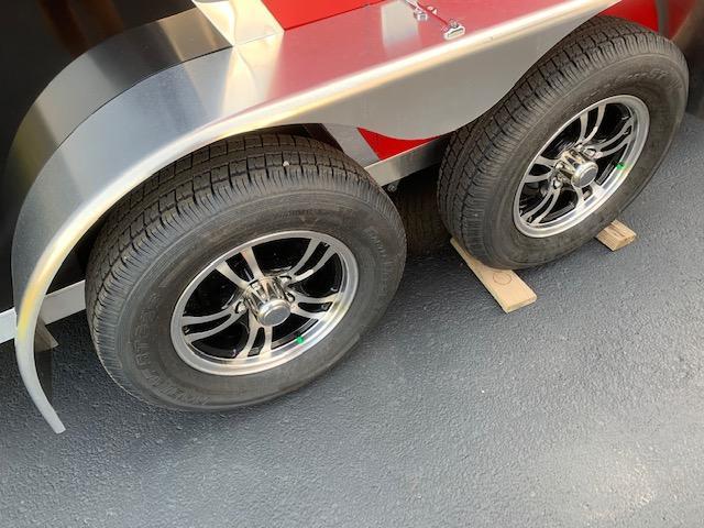 2021 Amera-Lite 7x19 Snowmobile Trailer