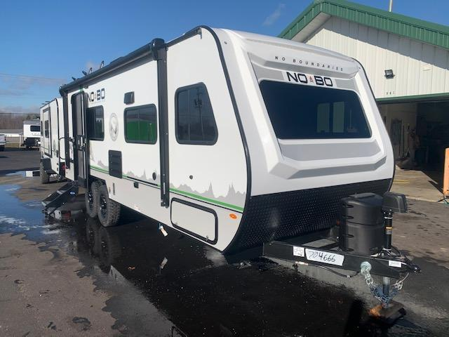 2021 Forest River Inc. No Boundaries 19.1 Travel Trailer R
