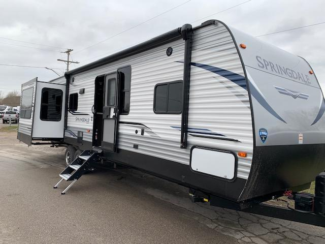 2020 Keystone RV Springdale 311RE Travel Trailer RV