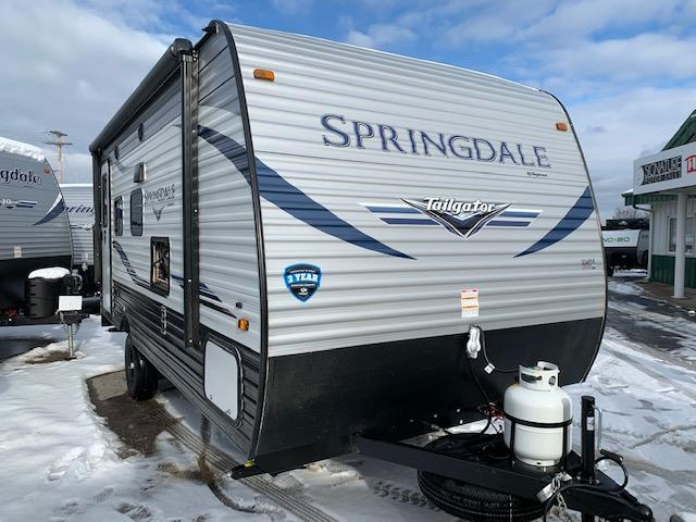 2020 Keystone RV Springdale 1720TH Toy Hauler RV