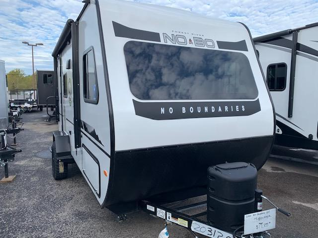 2020 Forest River Inc. NO-BOUNDARIES 16.8 Travel Trailer
