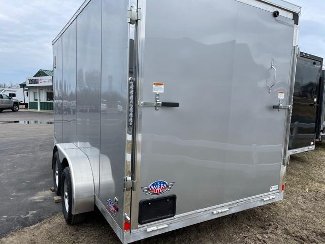2022 Amera-Lite 7x14 Aluminum Enclosed Cargo Trailer