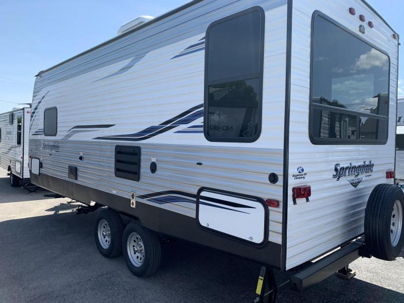 2020 Keystone RV Springdale 202RD Travel Trailer RV