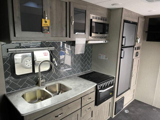 2021 Forest River Inc. Work And Play 27LT Toy Hauler RV