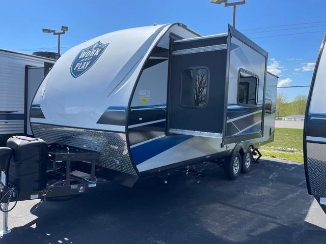 2021 Forest River, Inc. Work And Play 21LT Toy Hauler RV