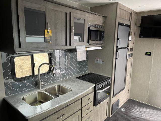 2021 Work & Play By Forest River Work And Play 27KB Toy Hauler RV
