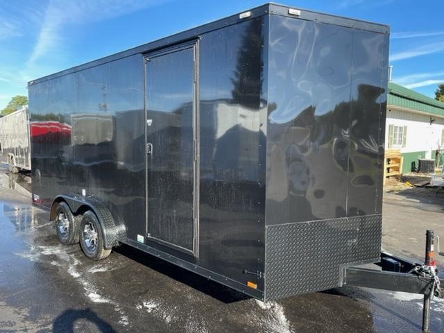 2022 Continental Cargo 7.5x18 Enclosed Cargo Trailer