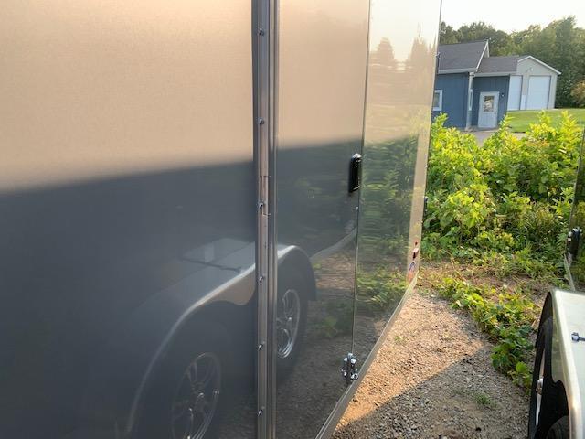 2021 Amera-Lite 8.5x12 Snowmobile Trailer